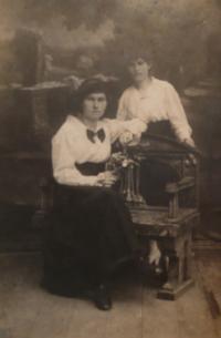 Cousins of Nina Bilijenko