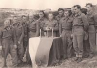 Tobruk II, worship, 1943