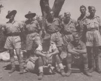AT course, Baalbek, 1941
