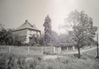 Slávka Altmanová's house in Chomutov