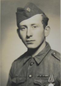 Vladimír Beran- Prague 1945