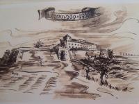 Picture of Leopoldov prison