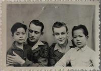 Němček (right) 1951 (?)