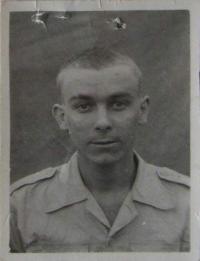 Rudolf Němček in 1952