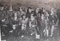The command of the brigade Jan Žižka-1941