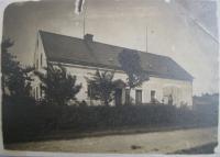 First residence in Bohemia - Tisá 104