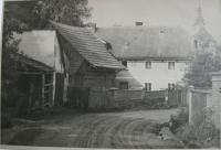 House of relatives in Volhynia