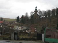 Horní Slavkov - old town