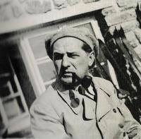 Father Rudolf Jílovský