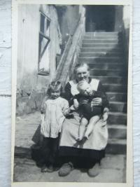 Grandma the witness