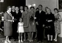 Svatba dcery Evy (1962)