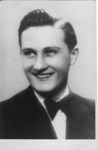 Alois Frank-1944, Brno