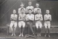 Sokol [sports society] Rovensko during the First Republic