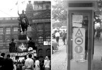 1968, srpen, Václavské náměstí