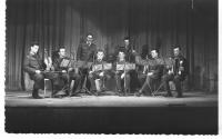 Bauer in the army - 1954 (Pezinok)