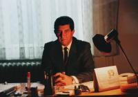 Ladislav Goral as a Member of the Czech Government Administration