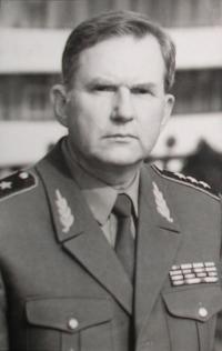 Gen. Vorobjov in 1995