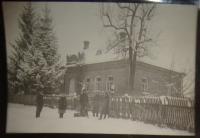 House of Hajný family