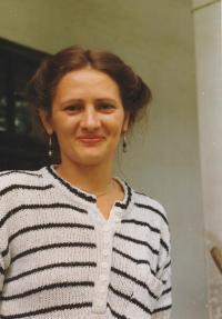 Róza Hodosán, 1989, Perőcsény