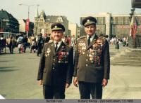 Ivan Benčák s Nikolajem Kubaričem