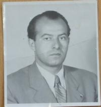 Karel Vaš, i don´t know when, probably in 50 th 20 cen