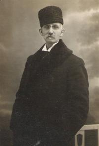 Grandfather Josef Knapp