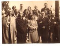 In Maribor, 1931