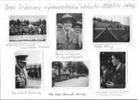 Grizzly's pictures that he took at a rally in 1946