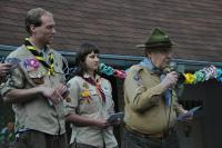 20 years of the Scout center Šíp (Arrow) - 20 years on the Arrow path