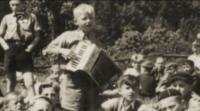 Václav Hybš at Cub Scout age
