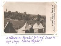 uncle Frantík (a relative of Mirek Čapek?), 1939