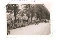 A rally of the Jiráskova east-Bohemian region - Josefov 1946