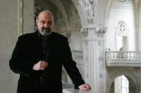 Tomáš Halík at the Saint Salvador church gallery
