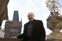 Tomáš Halík in Prague