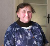 Zdeňka Calábková (Oherová)- Zákřov 2011 (2)
