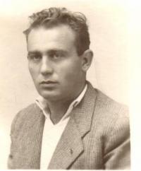 Luděk Eliáš in 1946