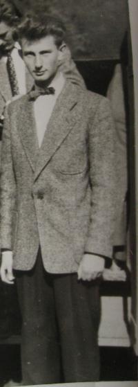Vladimír Hajný -1956