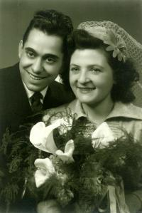 Uncle´s wedding photography - 6th November 1948