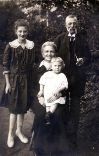 The Fried family
