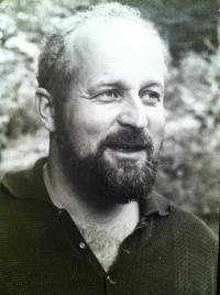 Pamětník, dobová fotografie 80. léta