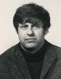 Ivan Klíma, London, 1968