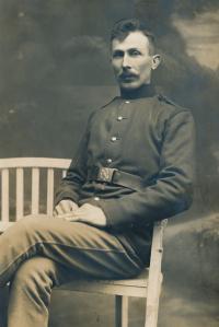 1 - Uncle Přibil /husband of the sister of Blanka Císařovská's father