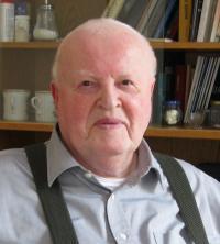 Mr. František Adamec in 2011 in Kroměříž