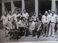 Na školení, 1981
