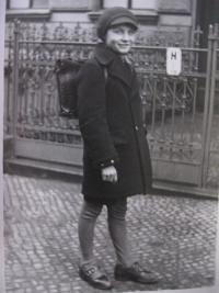 Žák třetí třídy, 1939