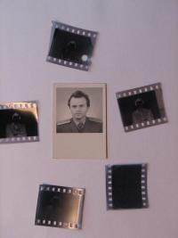 Vratislav Herold - (second) photo from his personal file in StB