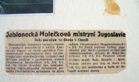 Winner in Jugoslavia