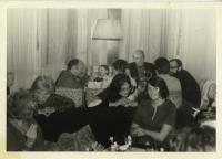 Kamila Bendová a Vendula Bratinková, 12. 10. 1981
