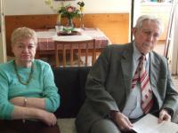 Pavel Machacek and Bozena in 2008