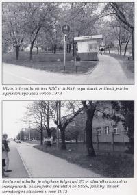 Photos from a book about Vladimír Hučín IV